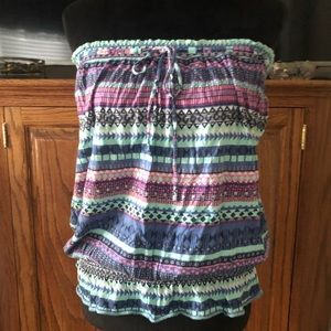 Cool Colored Tube Top